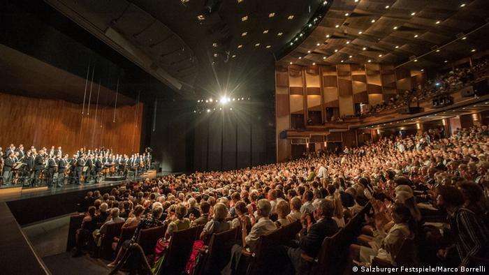 Bildergalerie Salzburger Festspiele 2015 Wiener Philharmoniker