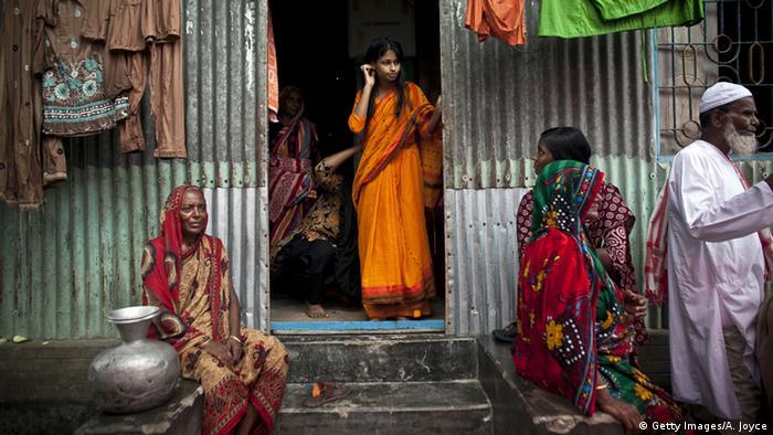 Bangladesch Kinderheirat