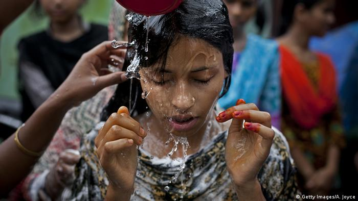 Bangladesch Kinderheirat (Getty Images/A. Joyce)