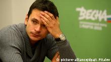 Russland - Ilya Yashin
