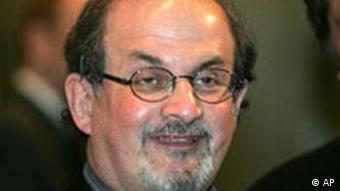Salman Rushdie in Köln