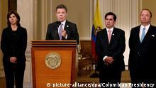 Grenzschließung - Venezuela und Kolumbien