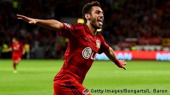 Fußball Champions League Qualifikation Bayer 04 Leverkusen - Lazio Rom