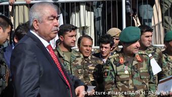 Afghansitan Vizepräsident Rashid Dostum