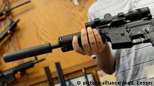 Gewehr des Typs AR-15