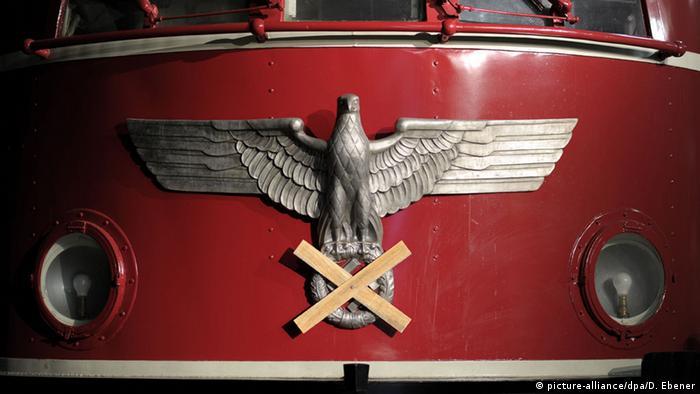 Train motif of the Deutsche Reichsbahn