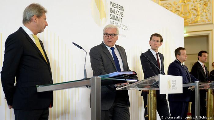 O pomoći za Zapadni Balkan nedavno se raspravljalo i na konferenciji u Beču (27.8.2015.)