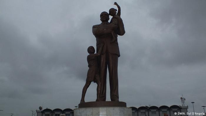 Largo Dr. Agostinho Neto em Cabinda, Angola