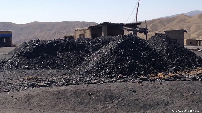 Kohlebergbau in Pakistan (DW/A. Ghani Kakar)