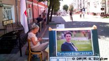 Wahlkampf in der weißrussischen Provinz