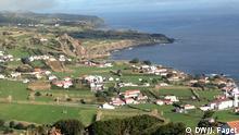 Bilder für den Beitrag Aufschwung in Portugal von Jochen Faget. Selbst auf den verschlafenen Azoren mitten im Atlantik stiegen die Touristenzahlen. Foto: Jochen Faget / DW