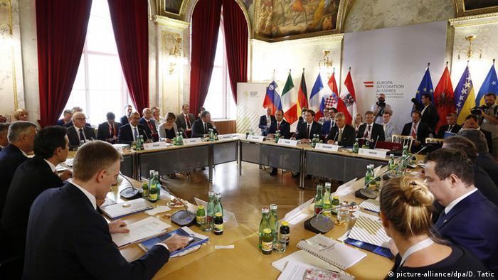 Konferenz Österreich Wien Balkan