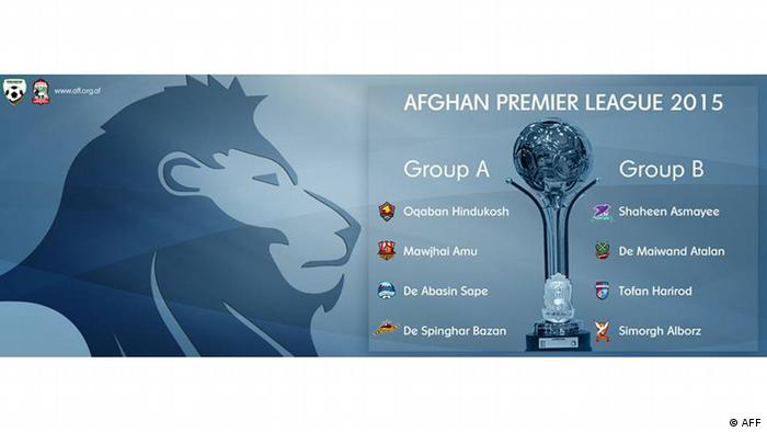 Afghanistan Fussball Premier League