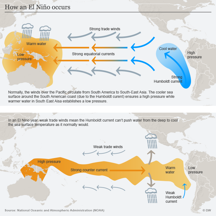 Can we blame this crazy weather on El Niño? | Environment| All ...