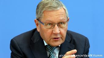 Ο επικεφαλής του ΕSM Κλάους Ρέγκλινγκ