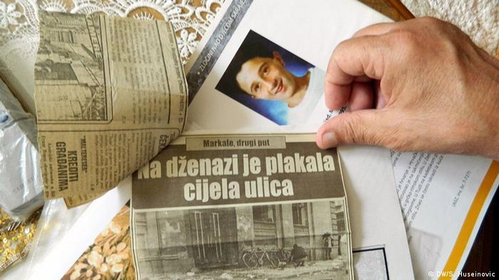 Jedna od žrtava je i Rijad Garbo