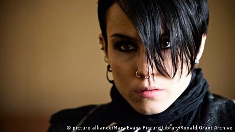 Noomi Rapace is Lisbeth Salander, Copyright: Mary Evans Picture Library
