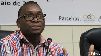 IREX - Mozambique Media Strengthening Program Arsénio Manhice