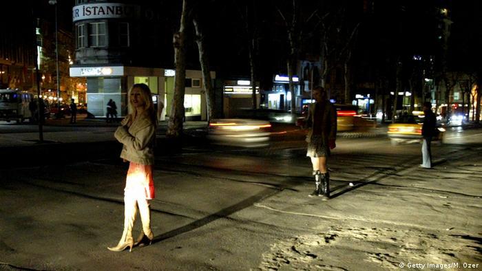 Türkei Prostitution Illegal Straßenstrich Prostituierte