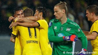 UEFA Europa League Borussia Dortmund vs. Odds BK Skien
