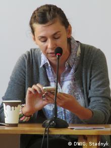 Українська авторка Таня Малярчук