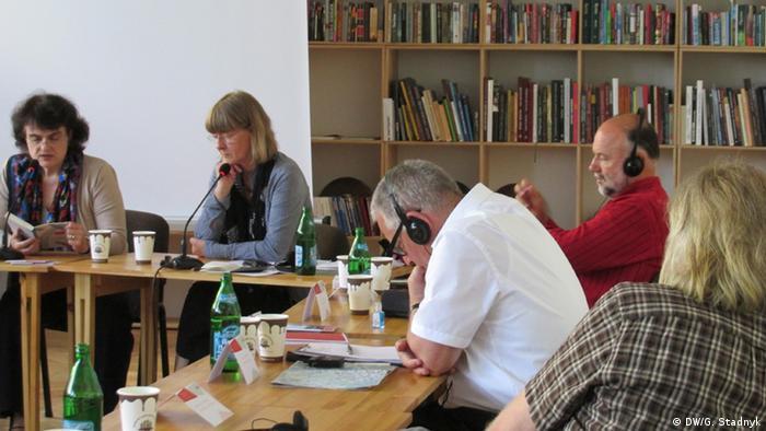 У проекті Міст з паперу цьогоріч у Львові взяли участь одразу сім німецьких авторів