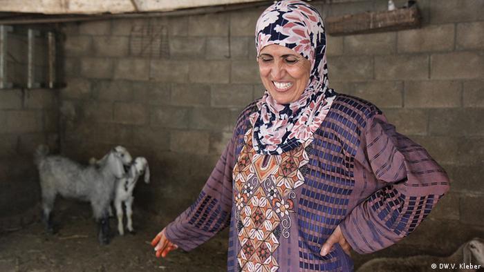 Basima Atyani Palästina Kleinkredite Land Ziegen Exclusiv für diesen Beitrag