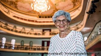 Eva Sopher, Copyright: Tiago Trindade/Goethe-Institut/dpa