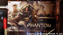 Pakistan Plakat Film Phantom