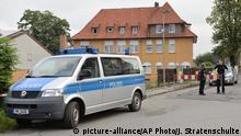 Salzhemmendorf Brandanschlag Flüchtlingsheim