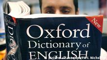 Oxford Dictionary of English (picture-alliance/dpa/PA I. Nicholson)
