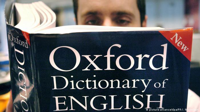 Großbritannien Oxford Dictionary of English