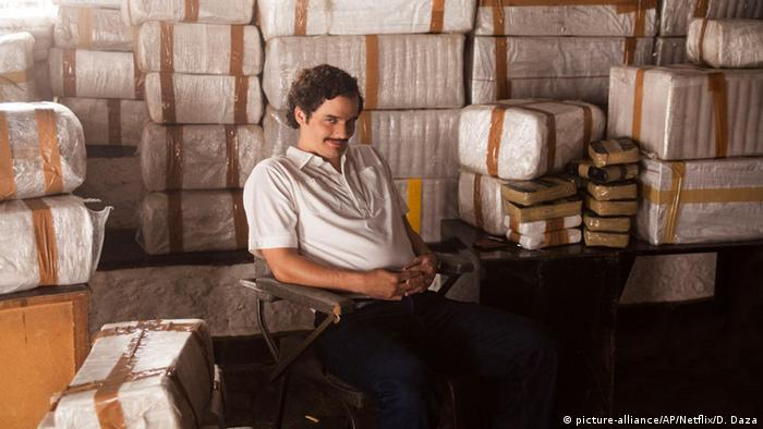 Netflix Show Narcos Hauptdarsteller Wagner Moura