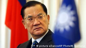 Taiwan Wahlen Lien Chan