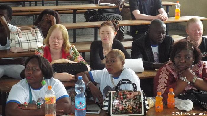 Teilnehmerinnen eines Workshops speziell für Frauen