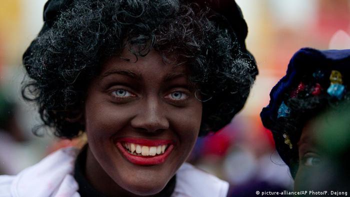 Niederlande Der schwarze Piet