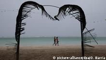 Dominikanische Republik Sturm Erika