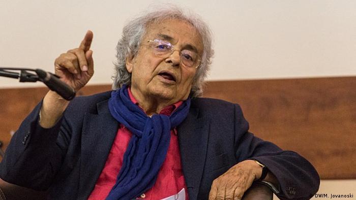 syrian poet and essayist adonis