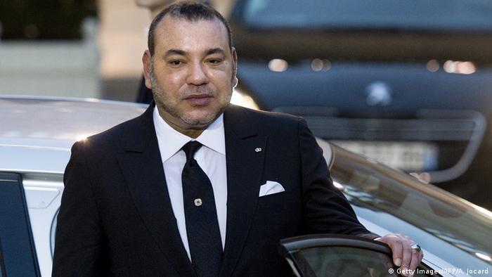 König Mohammed VI. Marokko