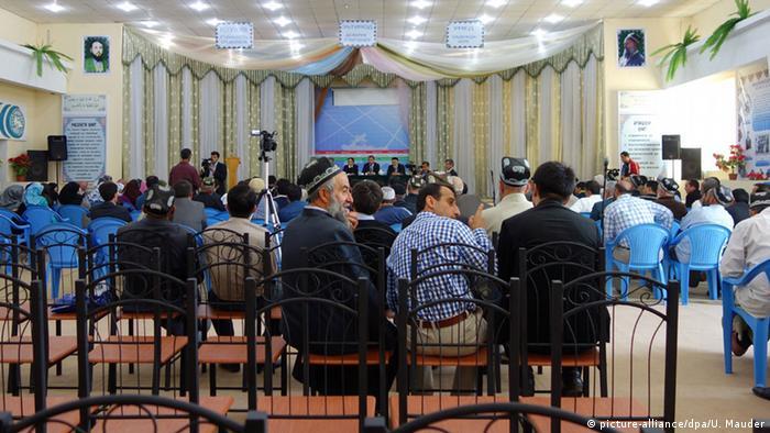 Съезд ПИВТ в Душанбе (фото из архива)