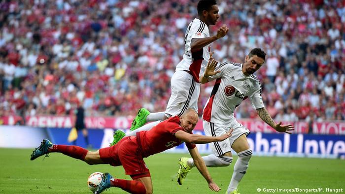 Deutschland Fußball Bundesliga Bayern München - Bayer Leverkusen