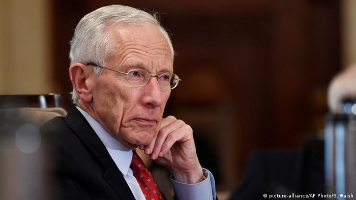 Stanley Fischer (picture-alliance/AP Photo/S. Walsh)