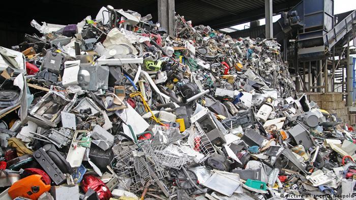 Apesar de banido há cerca de 40 anos, PCB pode estar presente em eletrodomésticos antigos e não devidamente descartados
