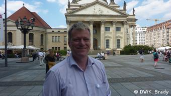 'Long night of religions' organizer Dr Thomas Schimmel