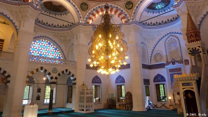 Berlin mosque