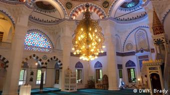 Sehitlik Moschee in Neukölln, Berlin