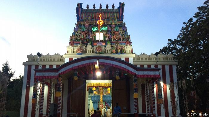 Sri Mayurapathy Murugan Temple, Berlin