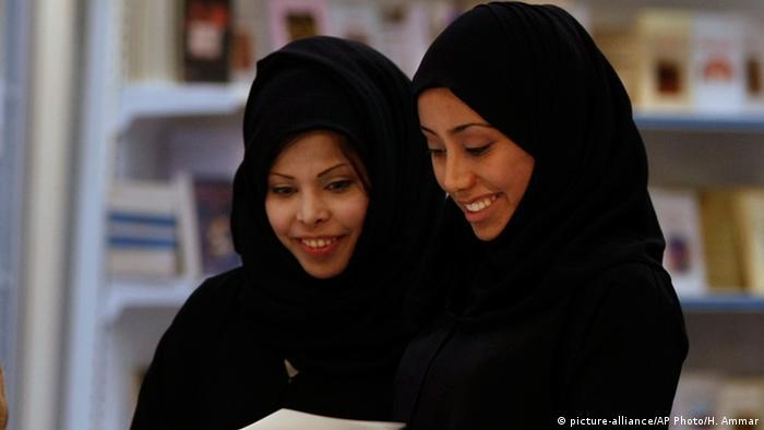Saudi Arabien Frauen