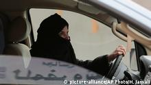 Saudi Arabien Frauen (picture-alliance/AP Photo/H. Jamali)