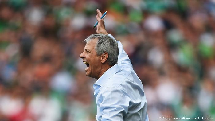 Deutschland Fußball Bundesliga 3. Spieltag Werder Bremen gegen Borussia Mönchengladbach